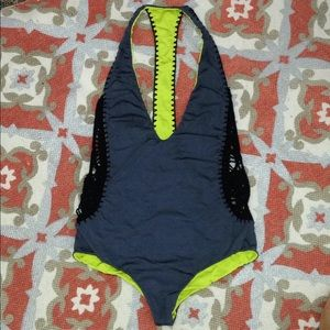Indah cheeky reversible one piece